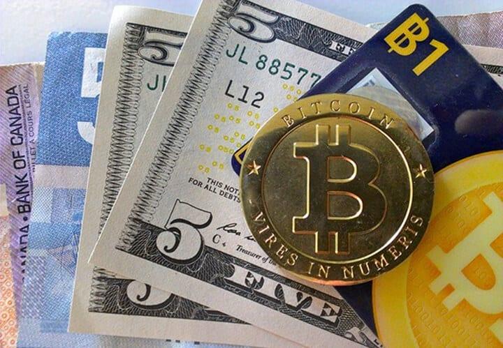 Jak wypłacić Bitcoin w bankomacie