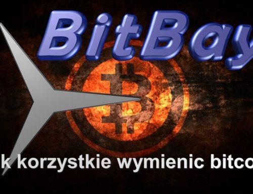 Bitbay-jak korzystnie wymieniać kryptowaluty-bitcoin